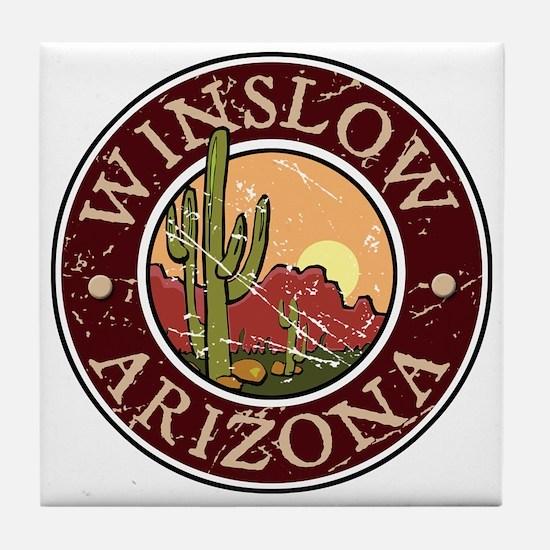 Winslow Tile Coaster