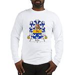 Belle Family Crest Long Sleeve T-Shirt
