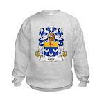 Belle Family Crest Kids Sweatshirt