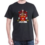 Belisle Family Crest Dark T-Shirt