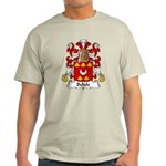 Belisle Family Crest Light T-Shirt