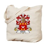 Belisle Family Crest Tote Bag