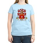 Belisle Family Crest Women's Light T-Shirt