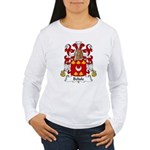 Belisle Family Crest Women's Long Sleeve T-Shirt