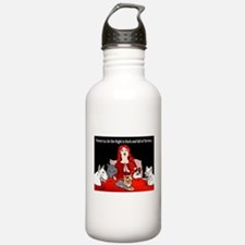 Night of Terriers Water Bottle