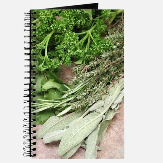 Cute Rosemary Journal