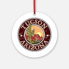 Tuscon Ornament (Round)