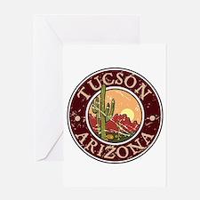 Tuscon Greeting Card