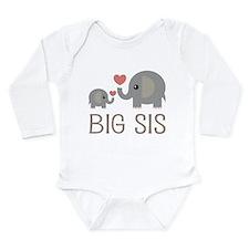 Cool Matching Long Sleeve Infant Bodysuit