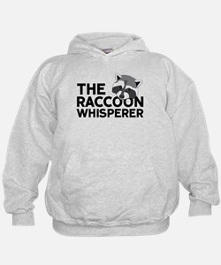 The Raccoon Whisperer Hoodie