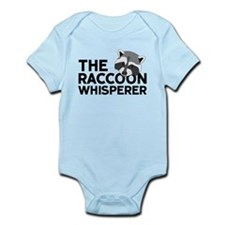 The Raccoon Whisperer Body Suit