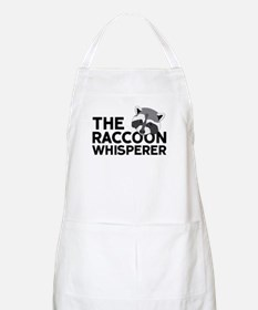 The Raccoon Whisperer Apron