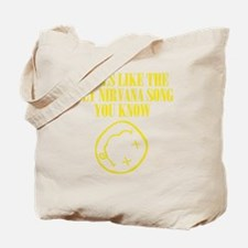Only song Tote Bag