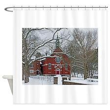 The Arcadia Academy Shower Curtain