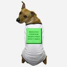 yucky food Dog T-Shirt