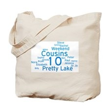 Pretty Lake 2015 Tote Bag