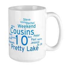 Pretty Lake 2015 Mugs