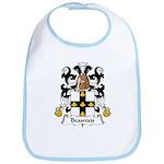 Beauvais Family Crest  Bib