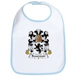 Beaurepair Family Crest Bib