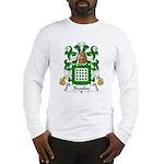 Beaulac Family Crest Long Sleeve T-Shirt