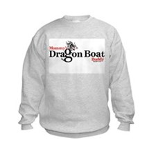 Mommy's Dragon Boat Buddy Sweatshirt