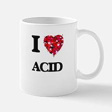 I Love Acid Mugs
