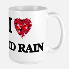 I Love Acid Rain Mugs