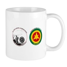Brown Condor & Ethiopian Air Force DS Mug