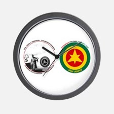 Brown Condor & Ethiopian Air Force DS Wall Clock