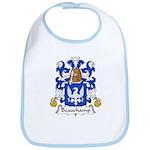 Beauchamp Family Crest Bib
