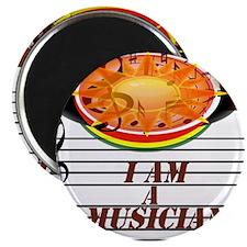 I Am A Musician Magnet