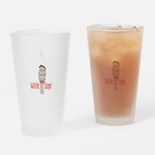 White Sage Drinking Glass
