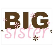 Big Sister 5x7 Flat Cards