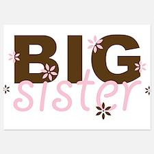 Big Sister Invitations