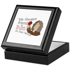 My Greatest Friend Keepsake Box