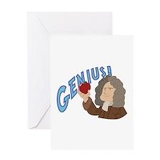 Genius! Greeting Cards