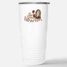 Sir Isaac Newton Travel Mug