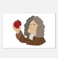 Isaac Newton Postcards (Package of 8)