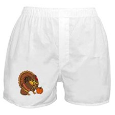 Holiday Turkey Boxer Shorts