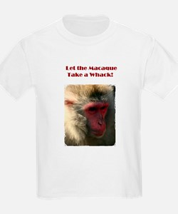 Macaque Whack! T-Shirt