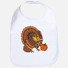 Holiday Turkey Bib
