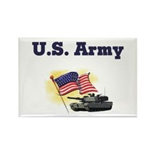U.S. Army Rectangle Magnet