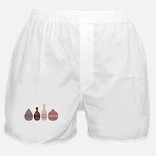 Pottery Vases Boxer Shorts