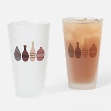 Pottery Vases Drinking Glass
