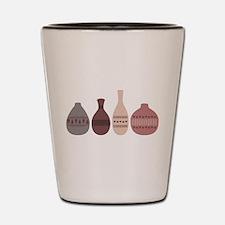 Pottery Vases Shot Glass