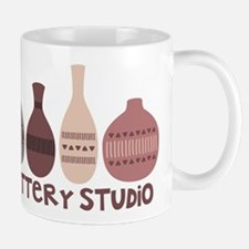 Pottery Vases Studio Mugs