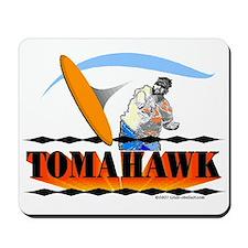 TOMAHAWK Mousepad