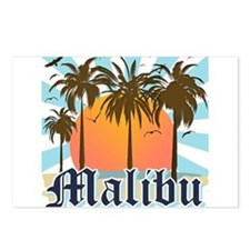 Malibu California Postcards (Package of 8)