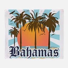 Bahamas Throw Blanket