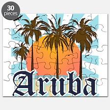 Aruba Caribbean Island Puzzle